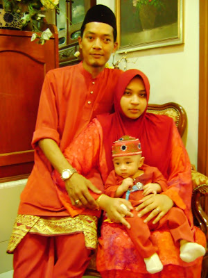 first raya together