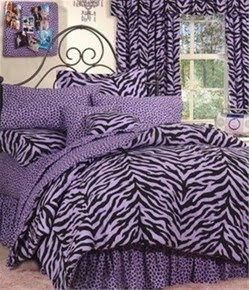 Purple Teen Bedding Sets