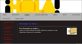 Pagina Web Quinta Unidad Medicina