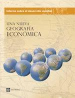 Una Nueva Geografía Económica