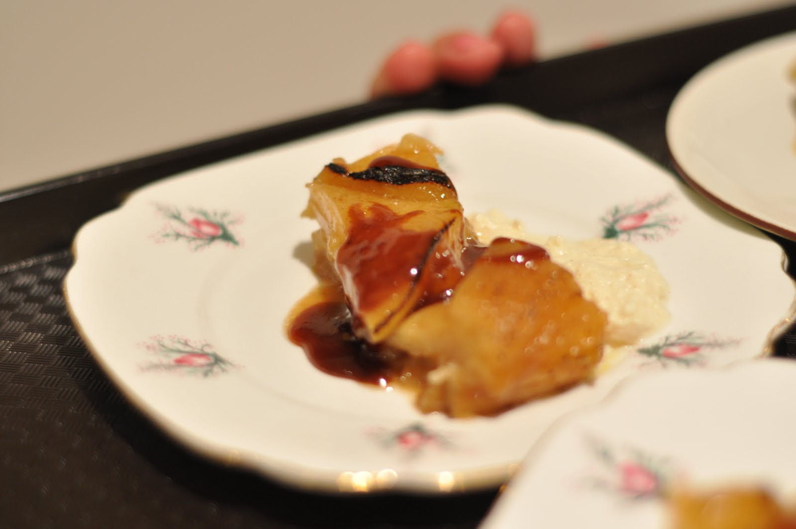 Upside Down Apple Cake Tastemade