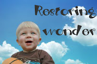 Restoring Wonder: Homeschool Conference