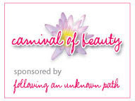 Upcoming Carnival of Beauty: Sacrifice