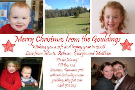 Merry Christmas from the Gouldings