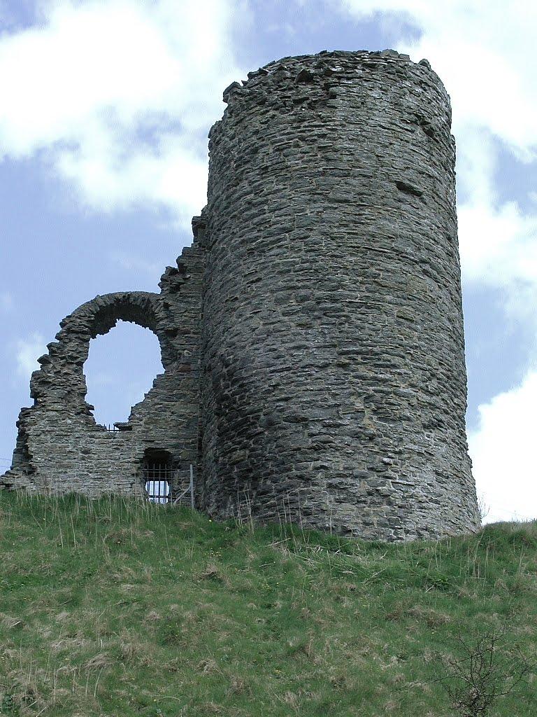 Love Renaissance Castle Of The Month Clun Castle