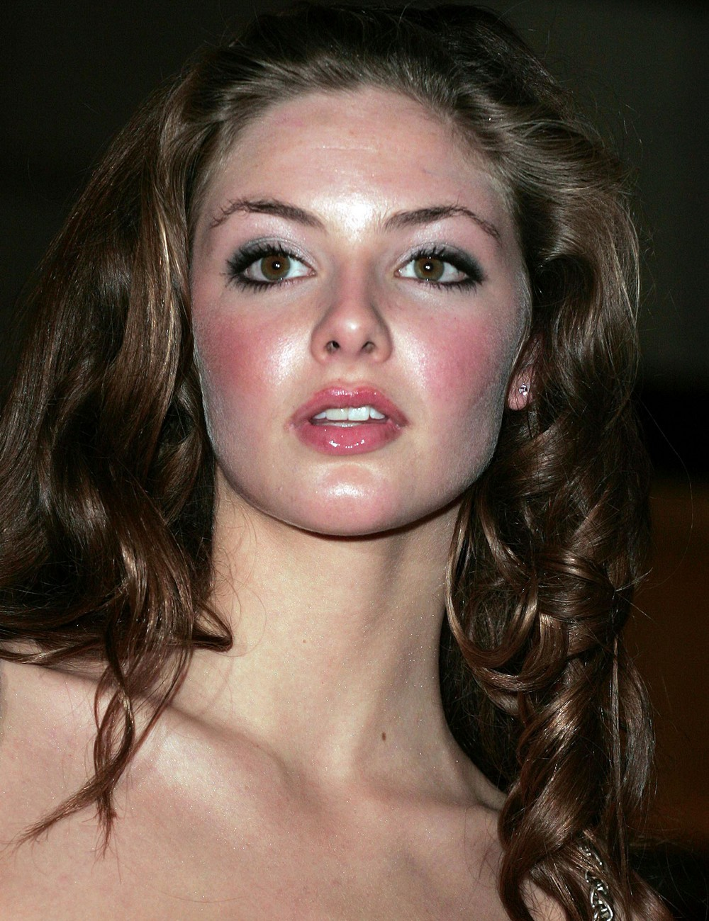 Tamsin Egerton (English Model And Actress)