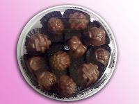 Coklat Praline Kacang Mede