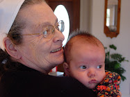 Grandma Neely with Madison
