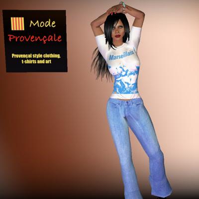 Marseillais! outfit