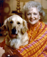 Meet Actress Betty White  At Binns of Williamsburg, Virginia 