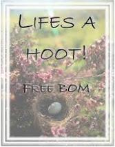 """Life's a Hoot"" B.O.M."