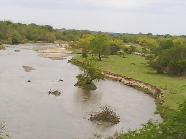 El mirador en Barranca Colorada