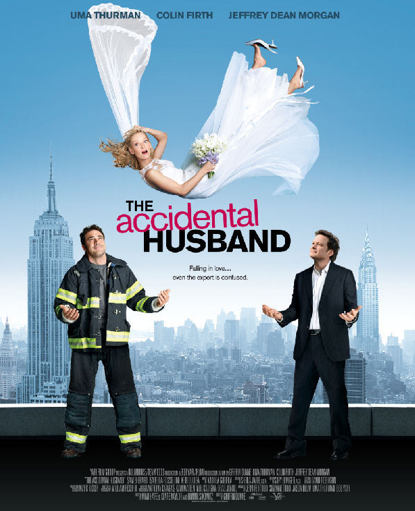 The Accidental Husband movies in Australia