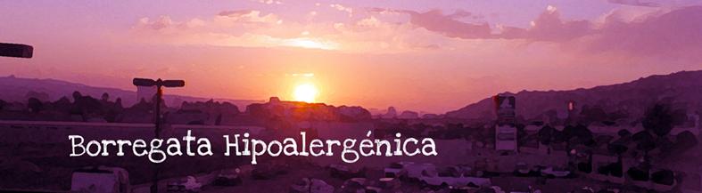 borregata hipoalergénica