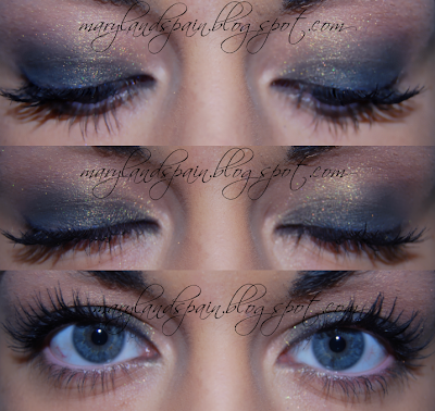 Look navy-515-makeupbymariland