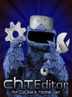 CHTEditor - Windows Mobile Application