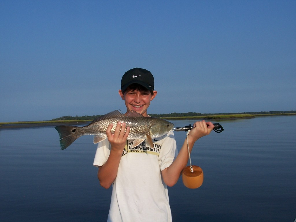 Amelia island fishing reports every fish in the river for How to fish for redfish