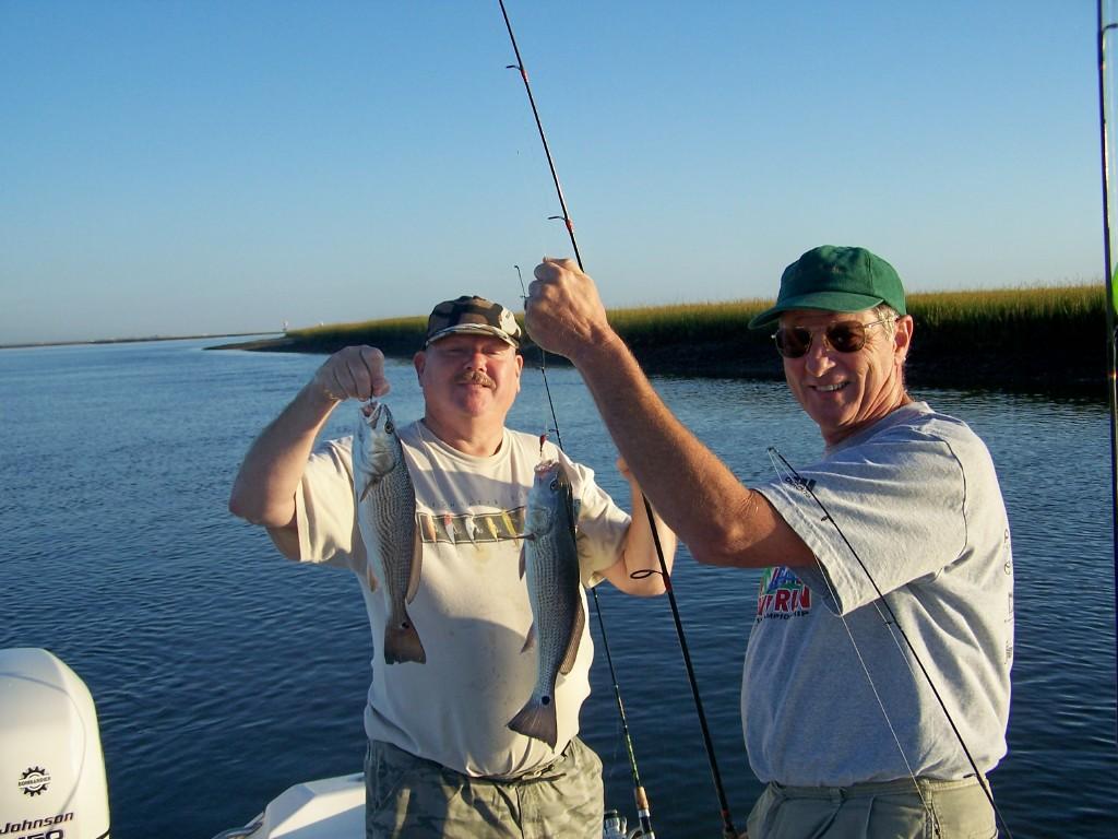 Amelia island fishing reports double double double for Amelia island fishing report