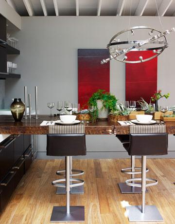 Decorica manly monday flipping outrageous kitchen - Jeff lewis kitchen design ...