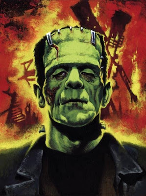 the true villain of frankenstein Frankenstein's monster: villain or victim (frankenstein'smonster:villain or victim essay) it is true that i am a wretch.