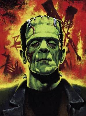 engel's universe: Frankenstein's Monster - 1935 Style!