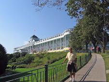 Mackinaw's Grand Hotel