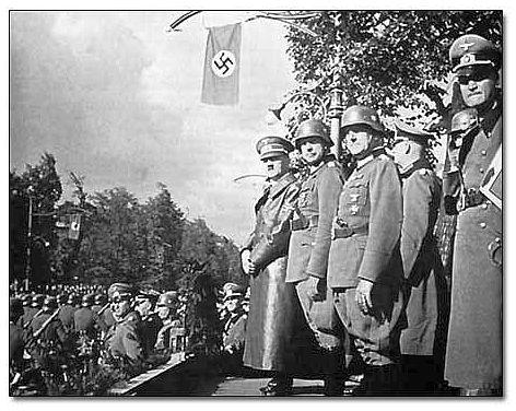 Second World War. Hitler