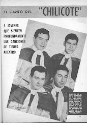 Revista FOLKLORE 1960
