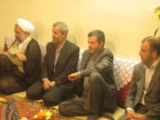 Ahmadinejad David tokoh sederhana