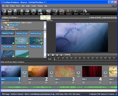 0002bk7 Photodex ProShow Producer 4.0.2462