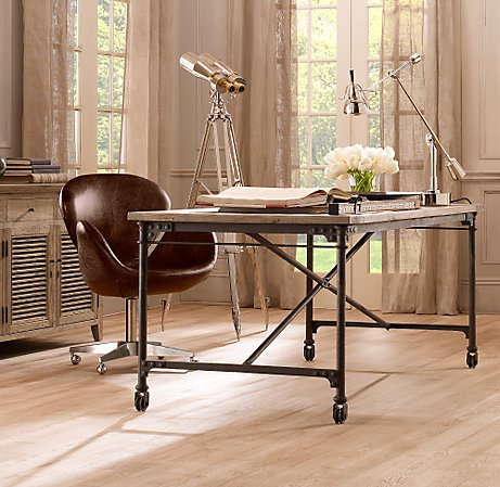 trendy flatiron desk with reclaimed wood desks. - Reclaimed Wood Desks. Elegant L Shaped Desk Steel And Beetle Kill