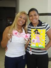 Elaine Patrícia e Jacirinha