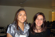 As Fonoaudiólogas Elaine Patrícia e Silva Pinho