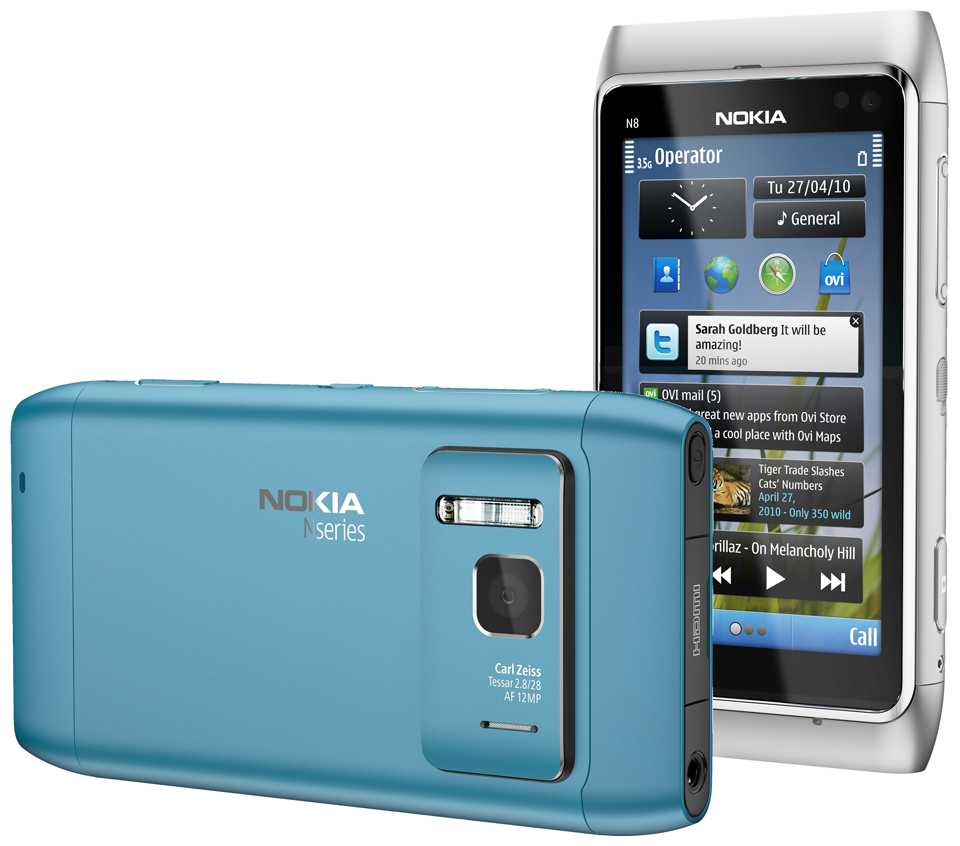 ALL ABOUT MOBILES: Nokia N8 | Android,iPhone, Samsung ...