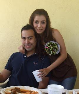 Los Nuevos esposos!!!