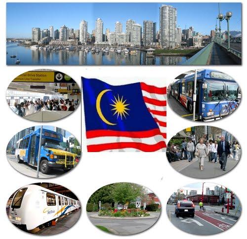 Psychounit Rinny Kemajuan Malaysia Dalam Bidang Pengangkutan