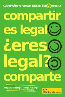 Si eres legal comparte