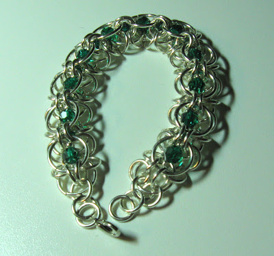 How to Make Chain Maille Jewelry | eHow