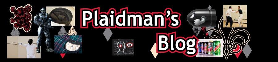 Plaidman's Blog