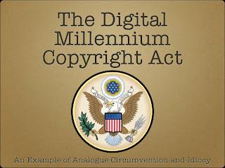 Digital Millenium Crap