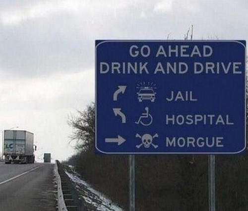 Amazing Funny Road Signs Pictures Seen On www.coolpicturegallery.us