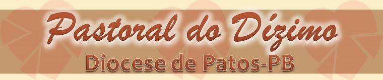 Pastoral do Dízimo - Diocese de Patos - PB