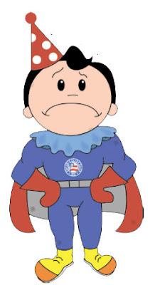 Mascote do Bahia