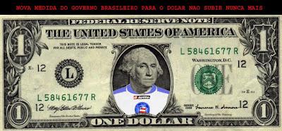 Para o dollar não subir mais