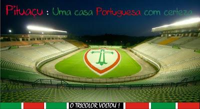 Bahia 1 x 4 Portuguesa