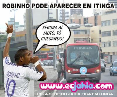 Robinho em Itinga