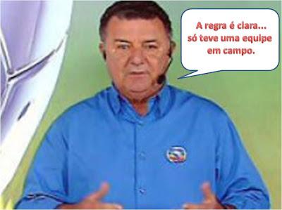 Arnaldo - regra clara