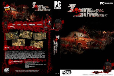 Download Game PC CD-Room: Zombie Driver