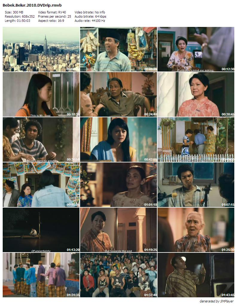 Download Film Indonesia Bebek Belur 2010 DVDRip