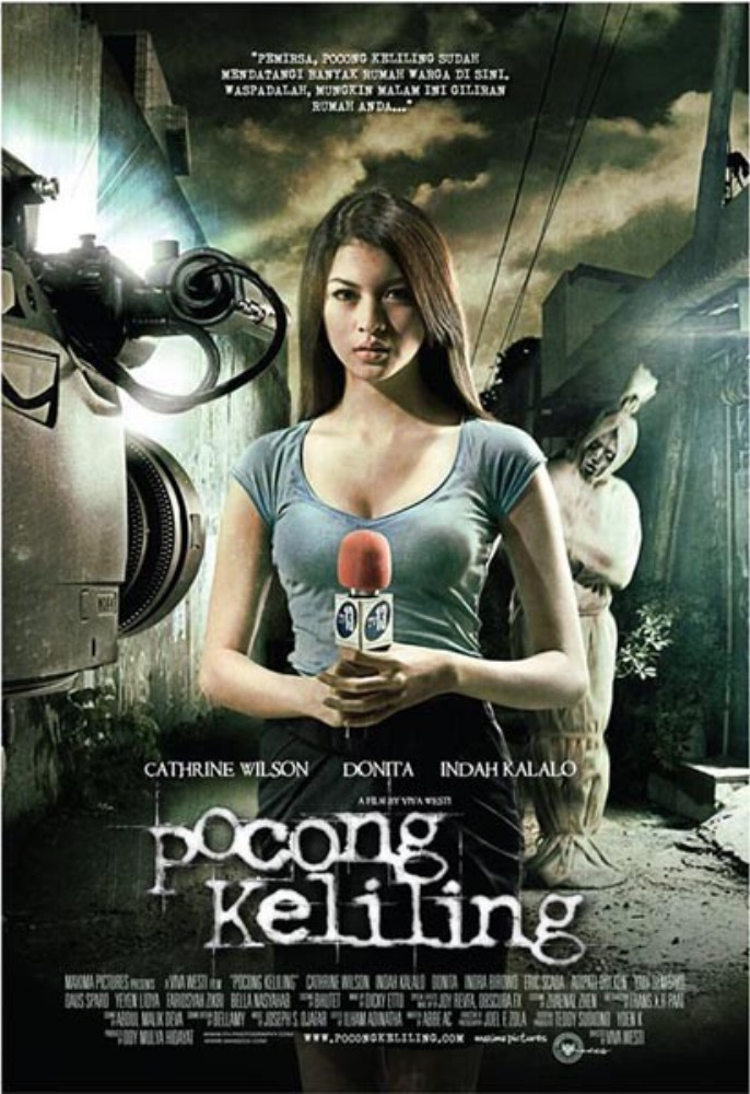Download Film Indonesia: Pocong Keliling (DVDRip) - Teror hantu pocong ...